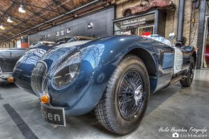 Jaguar Type C Competition (XK 120 C) 2